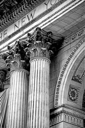 NY Public Library I by Jeff Pica