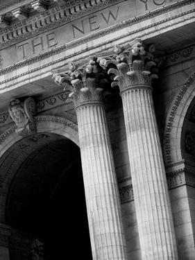 NY Public Library, NYC by Jeff Pica