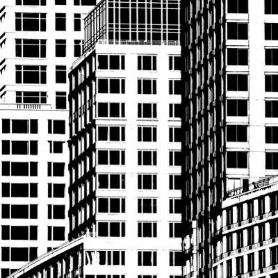NYC in Pure B&W I