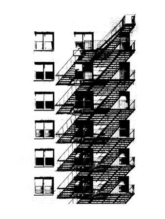 NYC in Pure B&W X
