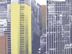Pastel NYC I by Jeff Pica