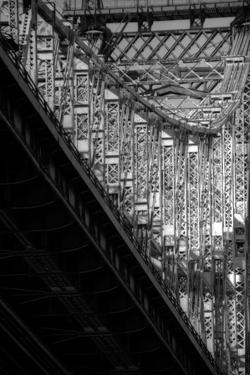 Queensboro Bridge, NYC by Jeff Pica