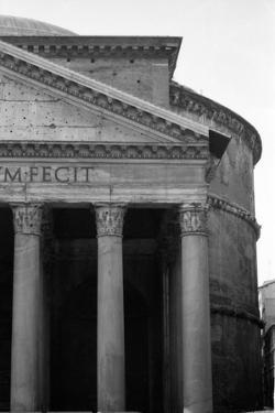 Rome Triptych C by Jeff Pica