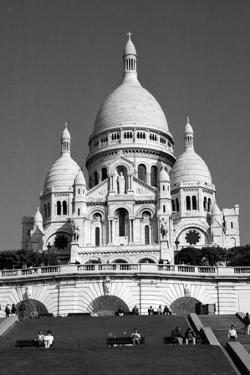 Sacre Cour I by Jeff Pica