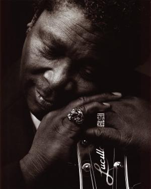 B.B. King by Jeff Sedlik