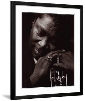 B.B. King by Jeff Sedlik