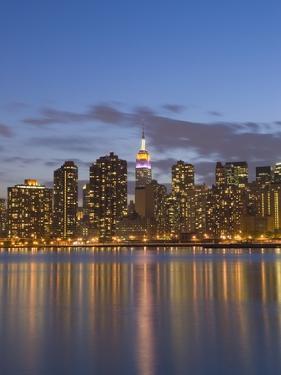 Midtown Manhattan by Jeff Spielman