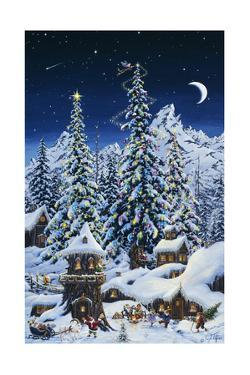 Christmas with the Elves by Jeff Tift