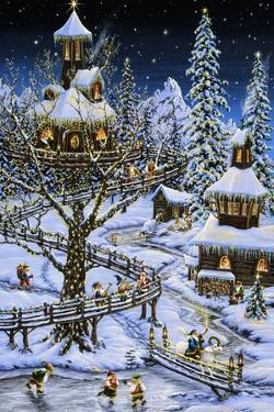 Woodland Holiday by Jeff Tift