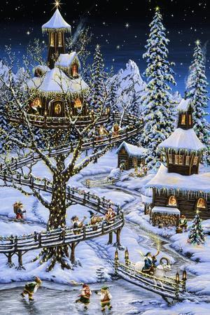 Woodland Holiday