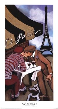 Paris Rendezvous by Jeff Williams
