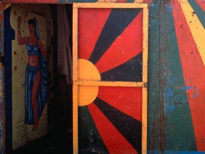 Entrance Through to the Taroudannt Circus, Taroudannt, Morocco