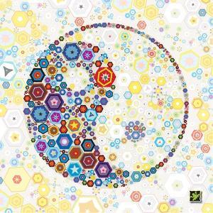 Yin Yang Discs by Jeffrey Cadwallader