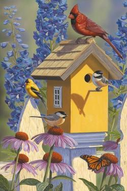 The Yellowbird House by Jeffrey Hoff