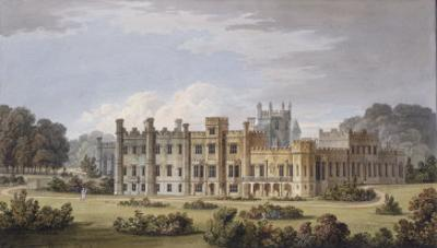 Design for Remodelling of Bulstrode Park, Buckinghamshire, 1812