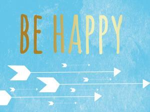 Be Happy by Jelena Matic