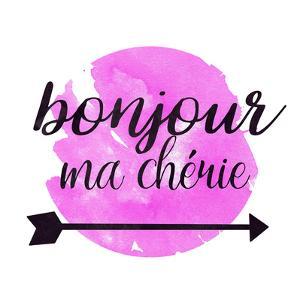 Bonjour Ma Cherie by Jelena Matic