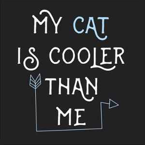 Cooler Cat by Jelena Matic