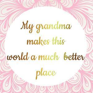 Grandmas World by Jelena Matic