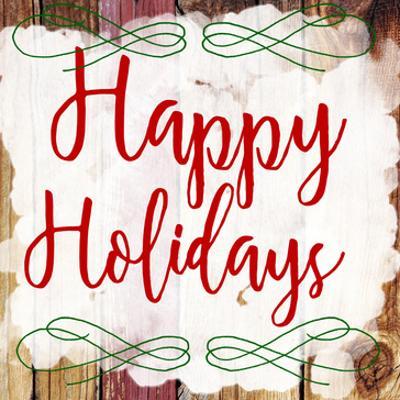 Happy Holidays by Jelena Matic