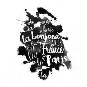 Paris Ink by Jelena Matic