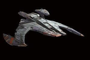 Jem'Hadar Battle Cruiser Model