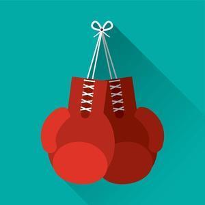 Fitness Design. Gym Icon. Flat Illustration, Graphic by Jemastock