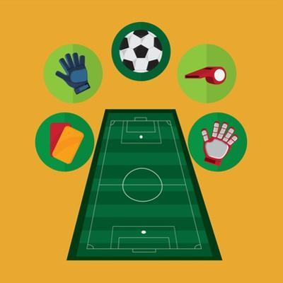 Soccer Club Design by Jemastock