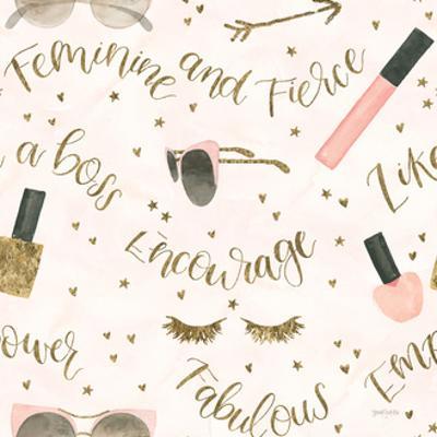 Boss Ladies Pattern VIII by Jenaya Jackson