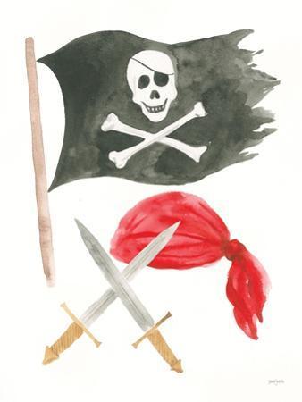Pirates II on White
