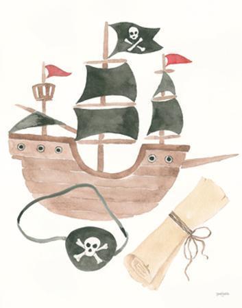 Pirates III on White