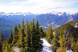 Aerial Mountain View by Jeni Foto