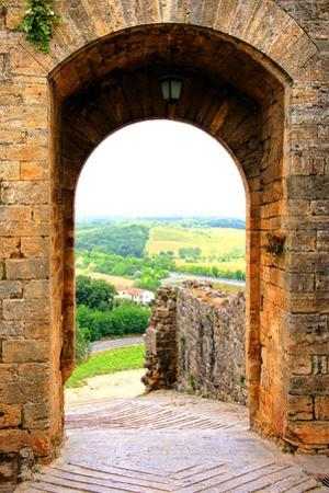 Ancient Fortifications of Tuscany by Jeni Foto