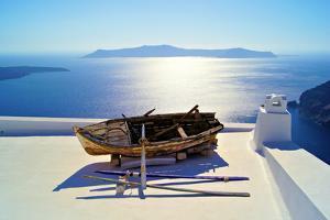 Beautiful Santorini by Jeni Foto