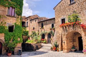 Italian Village by Jeni Foto