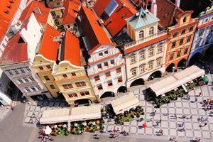 Old Town Square, Prague by Jeni Foto