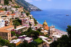 Positano, Italy by Jeni Foto