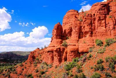 Red Rocks of Sedona, USA by Jeni Foto
