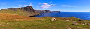 Scotland Coast Panorama by Jeni Foto