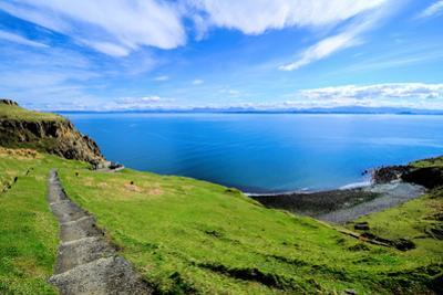 Scottish Coastal Landscape by Jeni Foto