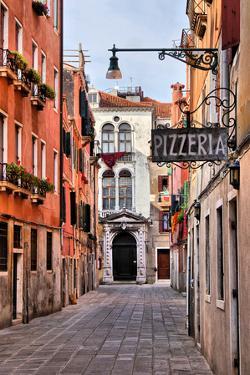 Streets of Venice by Jeni Foto