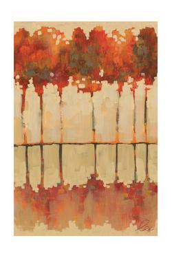 Autumn Refletions I by Jeni Lee
