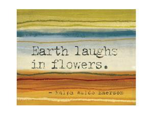 Laughs in Flowers by Jeni Lee