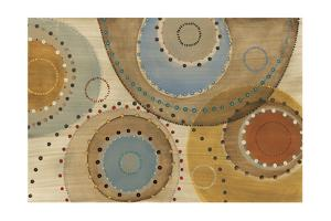 Moving Moments I Circles by Jeni Lee