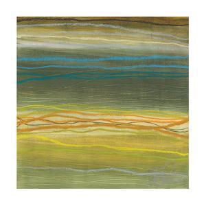 Organic Layers Cut III by Jeni Lee
