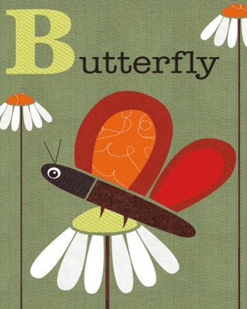 Butterfly by Jenn Ski