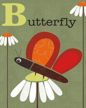 Butterfly by Jenn Ski
