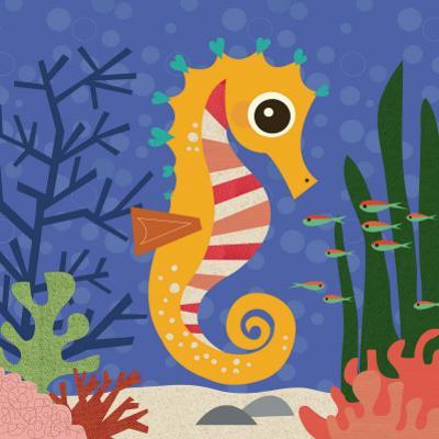 Ocean Friends, Samuel by Jenn Ski