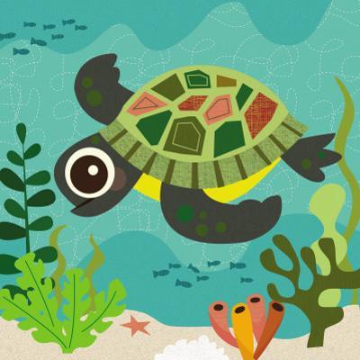 Ocean Friends, Terrance by Jenn Ski