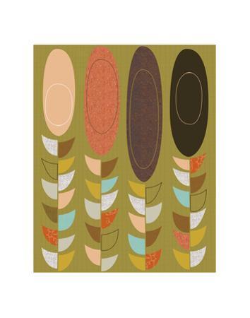 Petal Pods II by Jenn Ski